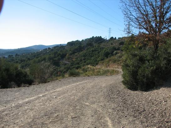 Camino de bajada 1